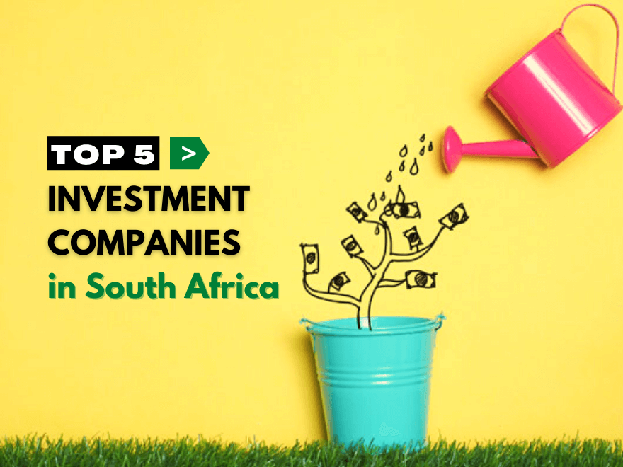 Top Investment Companies in South Africa