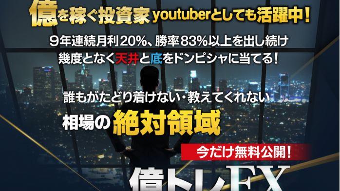 FX N ( 中村ゆうき ) 億トレFX