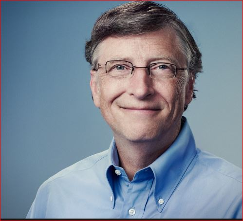 Bill Gates-T5 Things That Are Common Things in All Billionaires