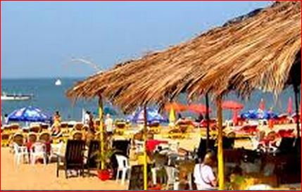 Goa-Places for Street Shopping in India