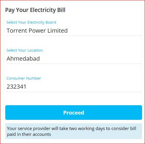 Paytm-Online Bill Payment and Electronic Payment Services