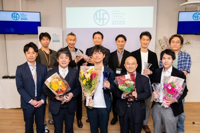 FINOLABとFINOVATORS、「JFIA 2020」大賞と優秀賞を発表