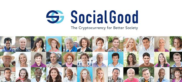 SocialGoodが上場、米国登録を有する大手仮想通貨取引所Bitmartに