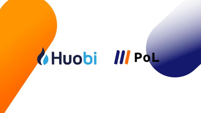 暗号資産取引所のHuobi(フォビ):HT(フォビトークン)について学べるカリキュラムをPoL(ポル)で公開