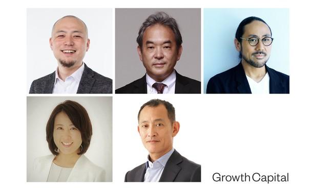 グロース・キャピタル、上場ベンチャーの成長戦略のカギとなる6領域の支援を強化。パートナーに各領域のエキスパートを迎え資金調達後の成長戦略実行の支援と、非連続な成長を実現