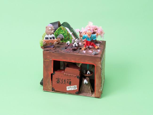 「第45回ゆうちょアイデア貯金箱コンクール」入賞作品展示会を開催 @イオンモール福岡 ウエストコート