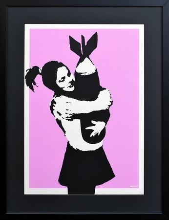 『Bomb Love』2003年 限定600部 絵サイズ70×50cm