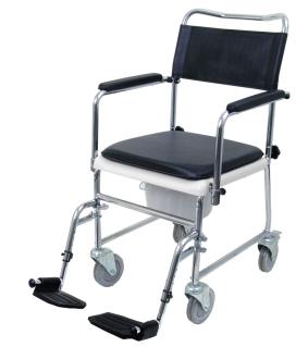 fauteuil roulant salle de bain douche