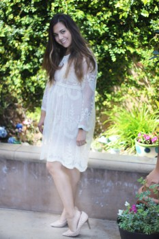 Honey Slip Lace Dress Honey of California Salt & Pepper Supply Co