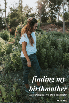 Finding My Birthmother After Closed Adoption