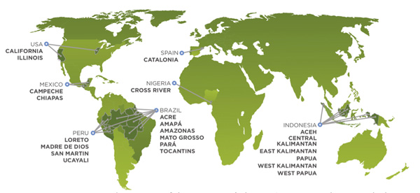 GCF member states