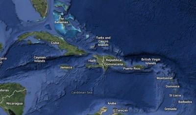 Hitchhiking Caribbean lizard upends island biogeography theory