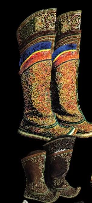 Mongol Boots