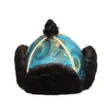Slouchy Mongolian hat