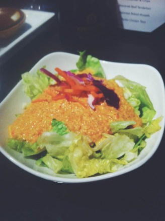 Ginger dressing that I adore