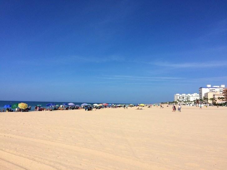 ロタのビーチ