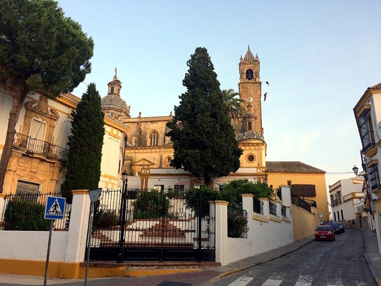 ウトレラのサンティアゴ教会
