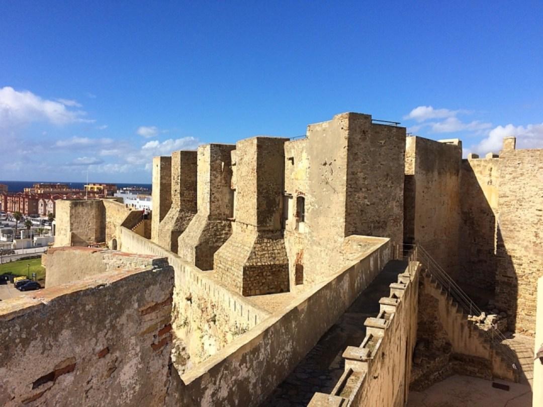 タリファのグスマン城
