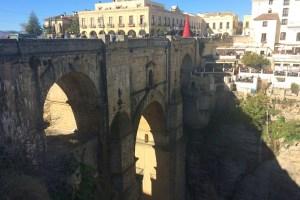 スペインロンダのヌエボ橋