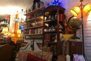 アルヘシラスのカフェ