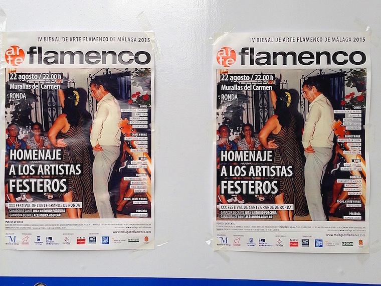 ロンダのフラメンコフェスティバル2015