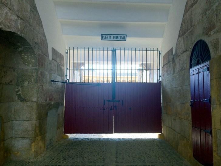 セビリアのマエストランサ闘牛場の見学