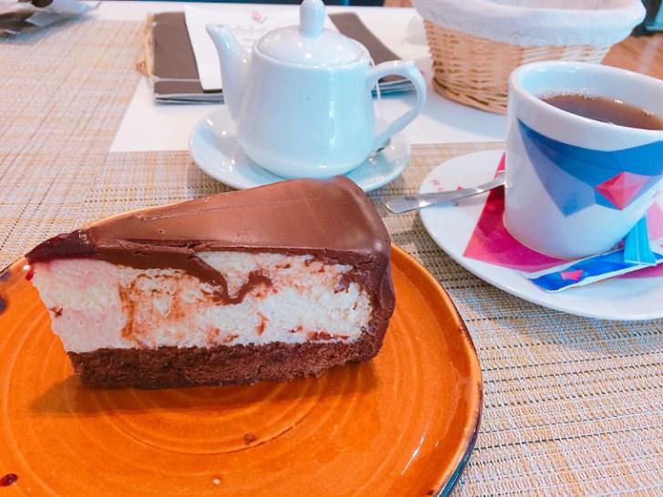 セビリアのレストラン『Velouté』のデザート