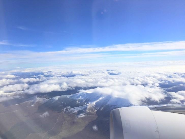 イベリア航空のスペイン直航便