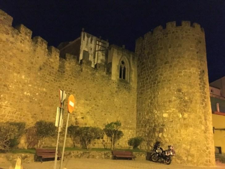 プラセンシアの城壁