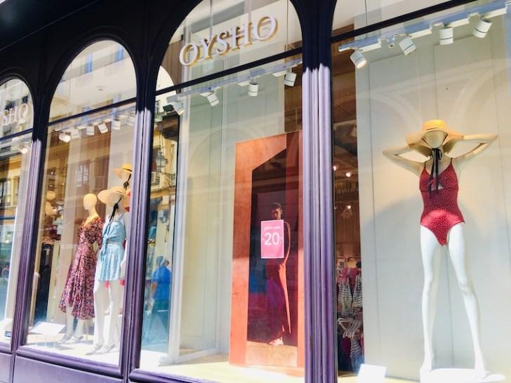 スペインのファションブランド「OYSHO」