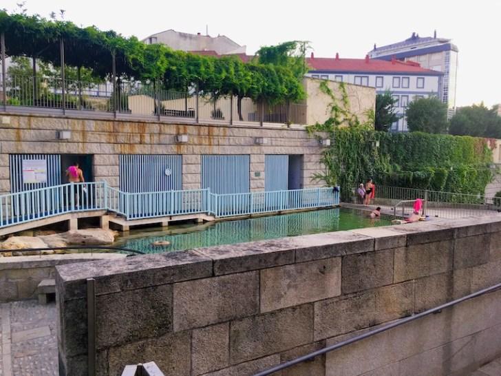 スペインで温泉へ!オウレンセの無料露天風呂で極楽〜の巻【北スペイン ...