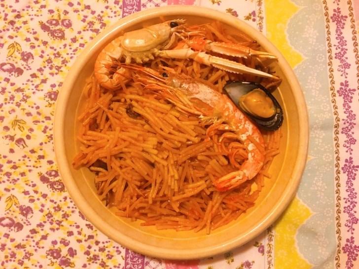 リニューアルされたメルカドーナのスペイン料理のパエリアのお惣菜