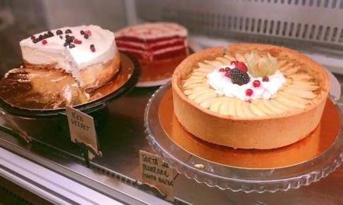 セビリアで甘すぎない大人ケーキが食べられるカフェ『Mr.Cake』