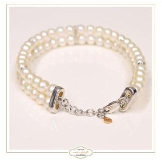 Comete con perle naturali