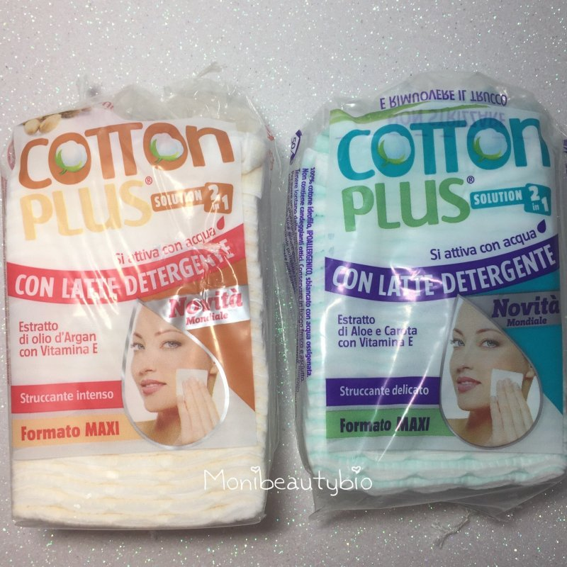 Salvietta Struccante - Cotton Plus