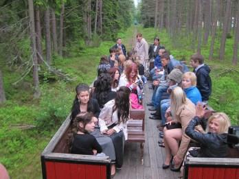 Koolireisid matkaga