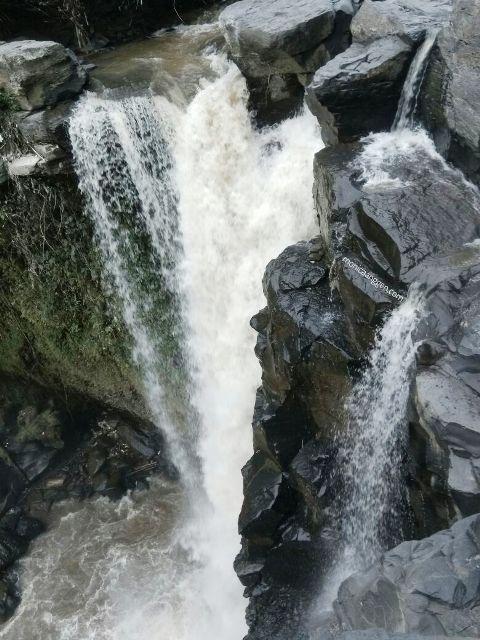 Blangsinga Waterfall.