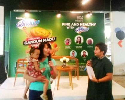 Bu Angel Brand Manager Indofood