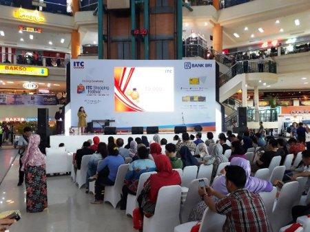 Hadiah 1,2 Miliar dari ITC Shopping Festival