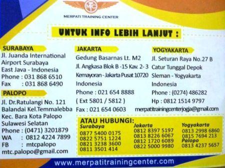 Merpati Training Center