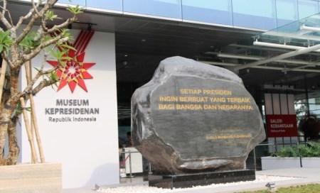 Monumen Museum Kepresidenan.