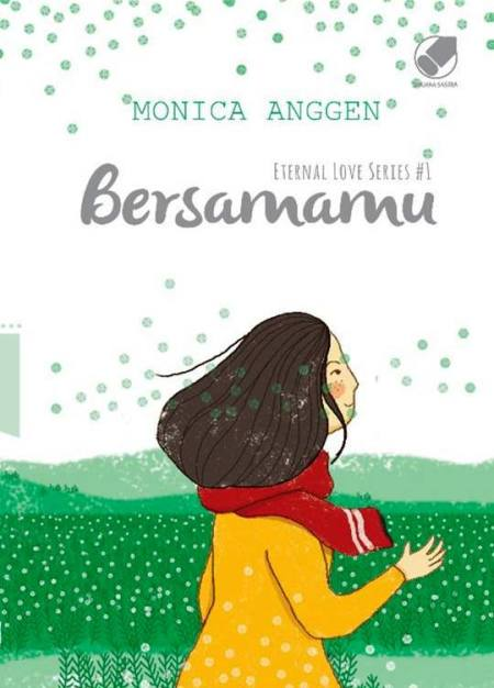 Novel Bersamamu - Monica Anggen