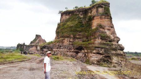 Pewe di Brown Canyon Semarang