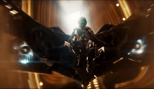 Vulture di Spiderman Homecoming
