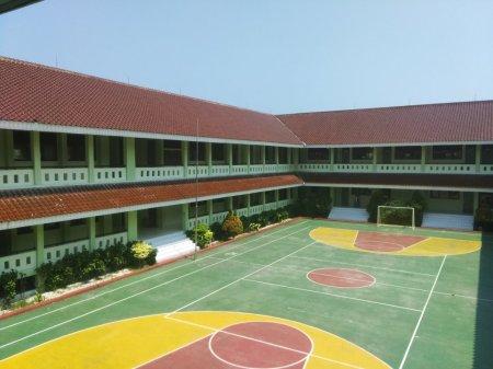 Gedung SMAN 69 Pulau Pramuka