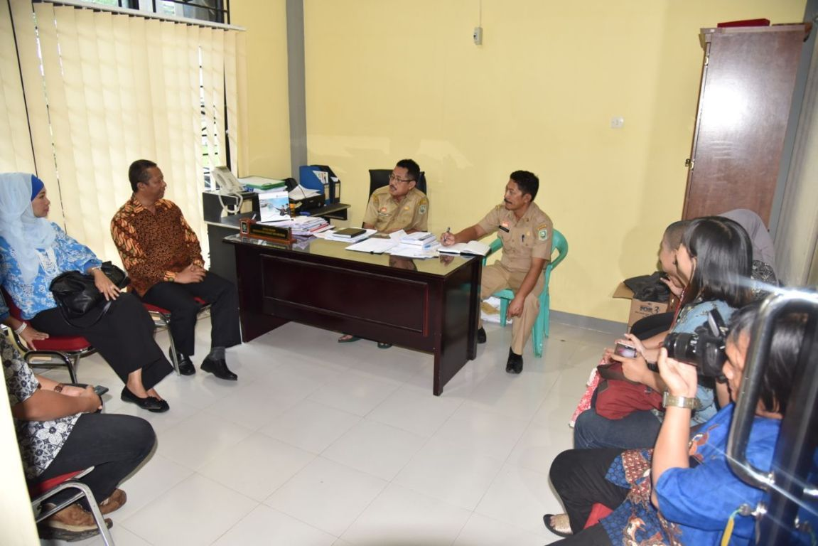 Ramah Tamah dengan Humas Kabupaten Sanggau