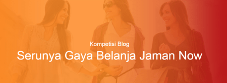 Lomba Blog Akulaku Berhadiah Jutaan Rupiah