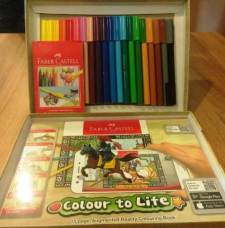 Faber-Castell Colour of Life