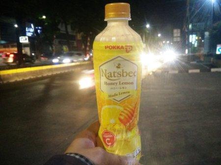 Asik Tanpa Toxic Dengan Natsbee Honey Lemon