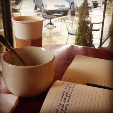 World Café, Asheville, North Carolina.